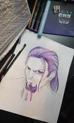 Sir Hendrik by Shinjuchan