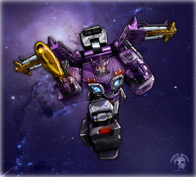 TF - Galvatron Prime - 2007 by Shinjuchan