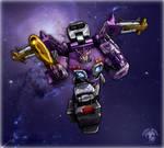 TF - Galvatron Prime - 2007
