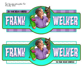 CM - Frank Welker banners by Shinjuchan