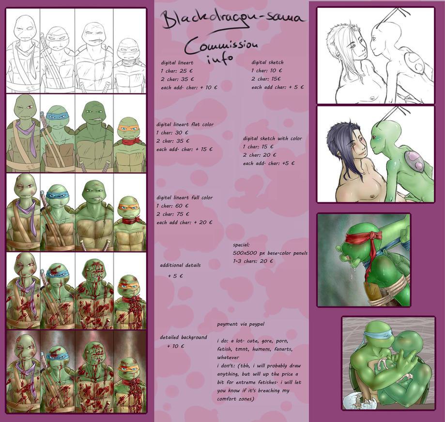 commission sheet by Blackdragon-sama