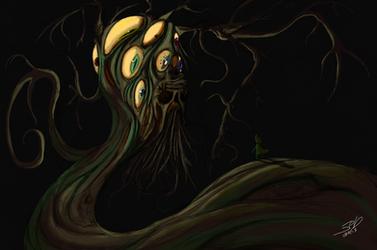 Mr.Tree by Gagearin
