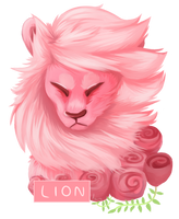 Lion by Akiiria