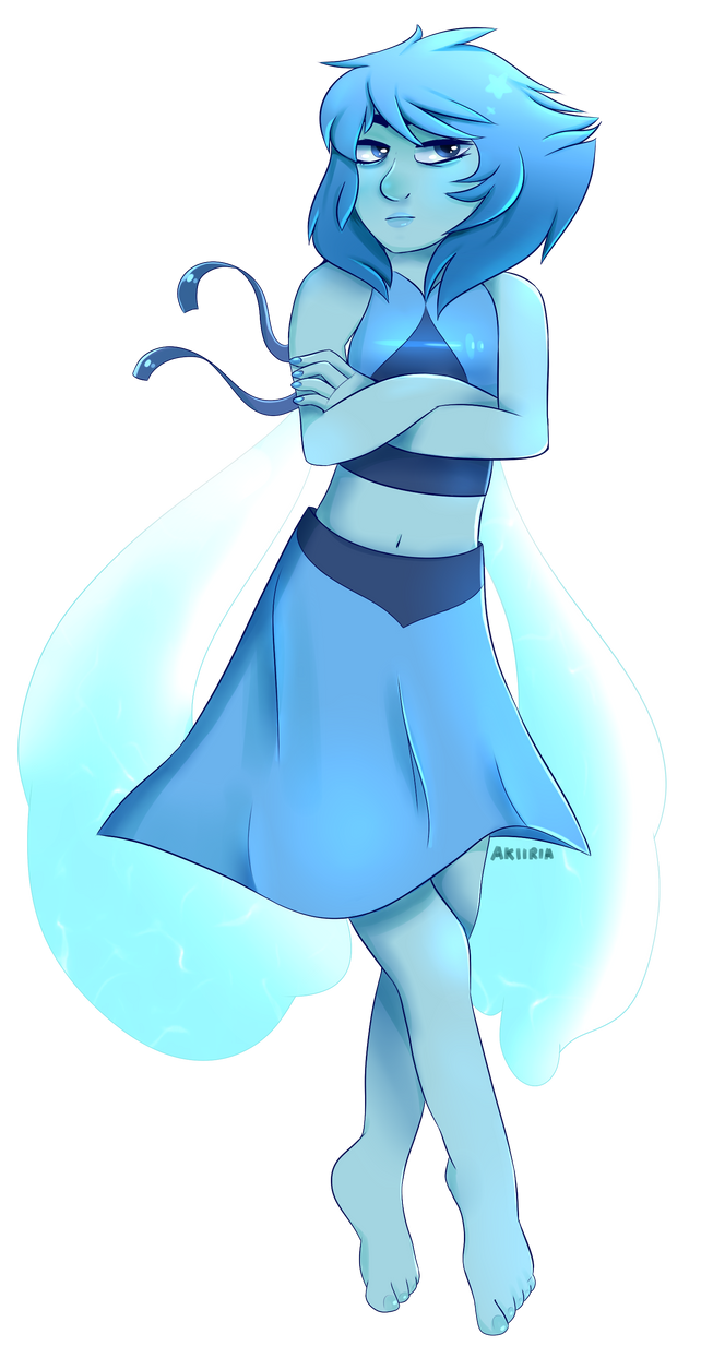 My favourite rock mommy Lapis Lazuli. I'm really happy with how this turned out, she was so much fun to draw!! More Steven Universe: