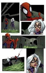 Spiderman Pg Example Dtoro Inks Willpetrey By Will by marcopelandraart
