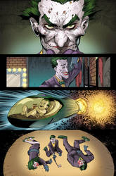 Batman  Arkham Knight  4   Pg 3 By Claudiaapfer-da by marcopelandraart