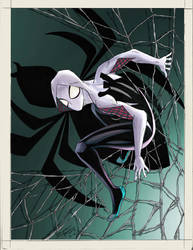 Spider Gwen   Flats By Michael Angelo Arbon By Noc by marcopelandraart