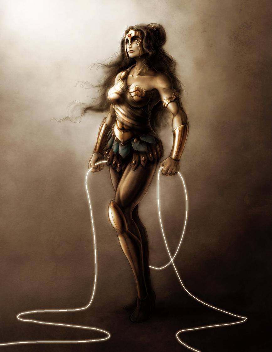 Wonder Woman by PioPauloSantana