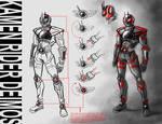 Kamen Rider Deimos Concept