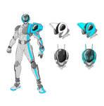 Kamen Rider Phobos Concept