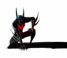DSC Batman Beyond by PioPauloSantana