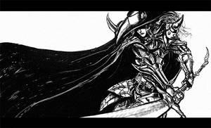 DSC Vampire Hunter D by PioPauloSantana