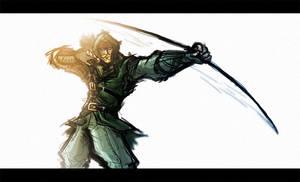 DSC Green Arrow