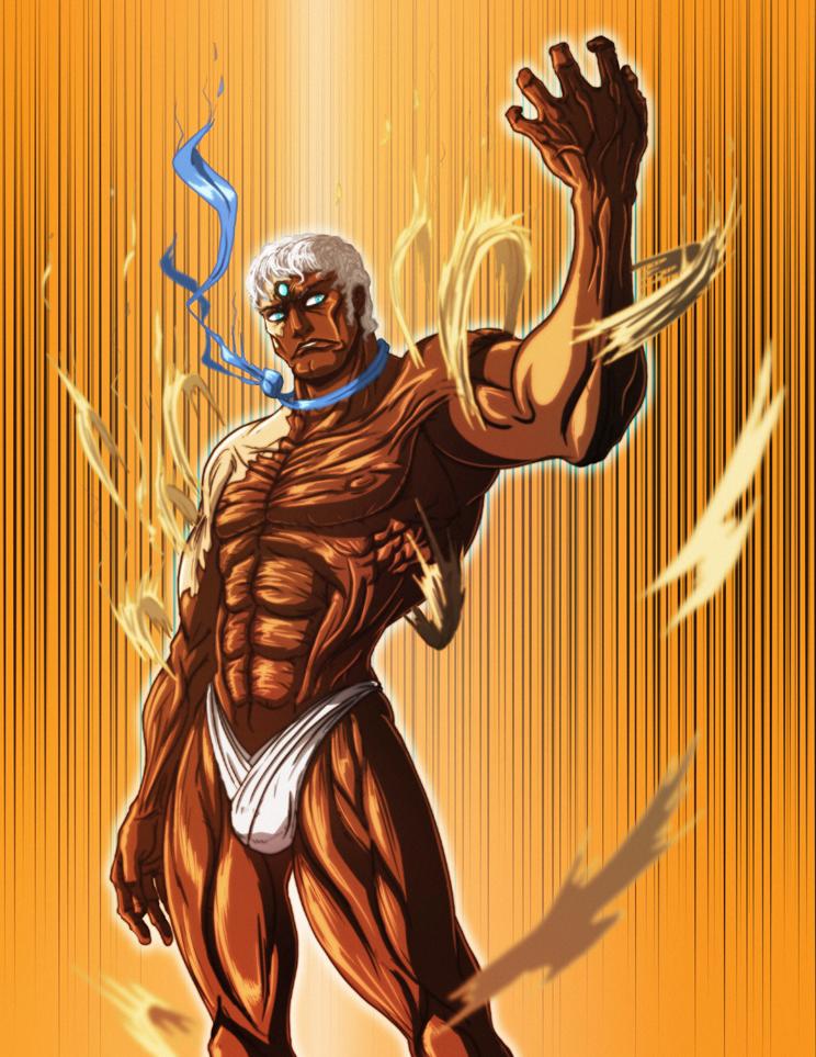 Urien Street Fighter Urien by PioPauloSanta...