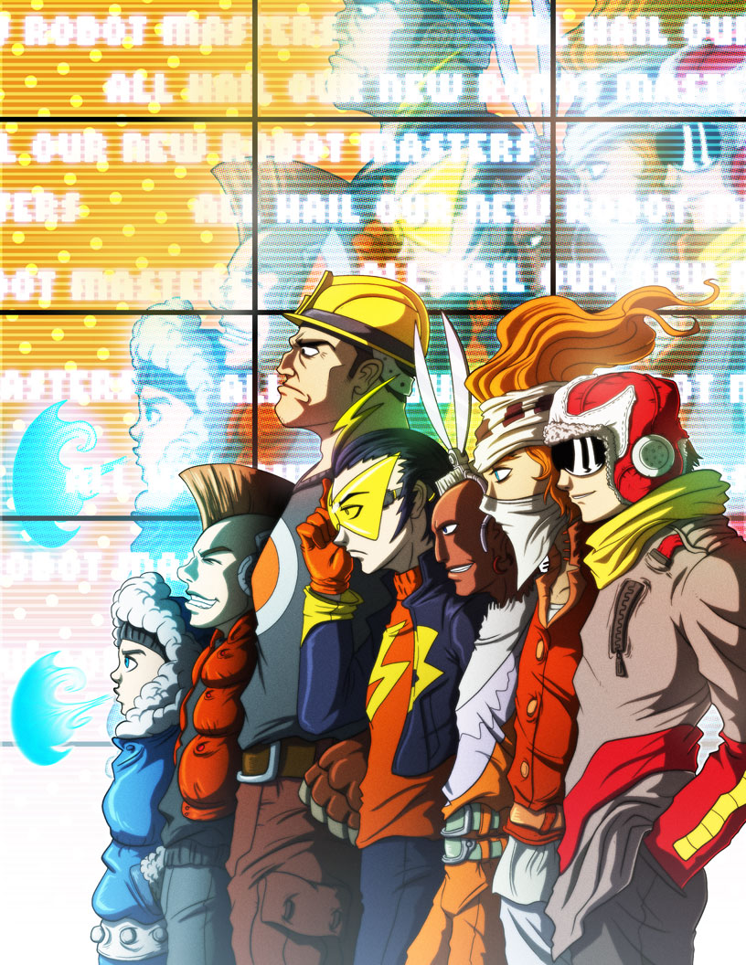 All Hail Our New Robot Masters by PioPauloSantana