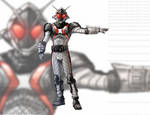 Kamen Rider Fourze Warm-Up