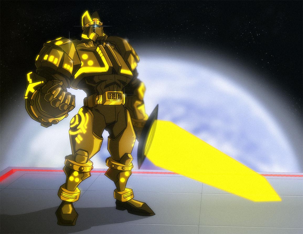Star Gladiator: Bilstein by PioPauloSantana