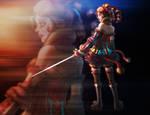 Soulcalibur: Amy Sorel