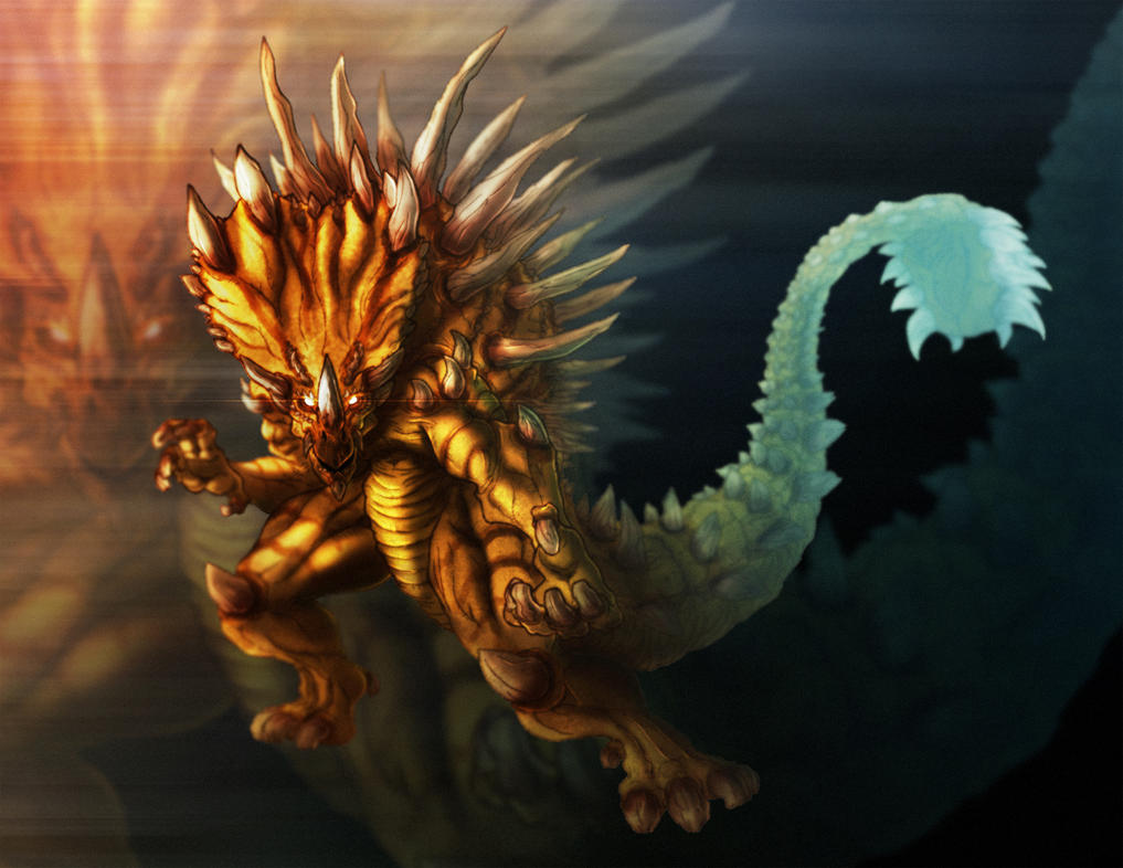 Primal Rage: Battle for Urth, a roleplay on RPG