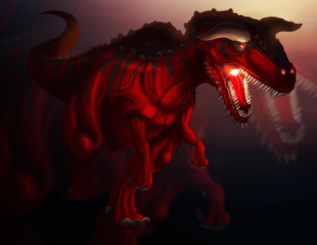 Primal Rage-The Avatars by T-R-E-V on DeviantArt