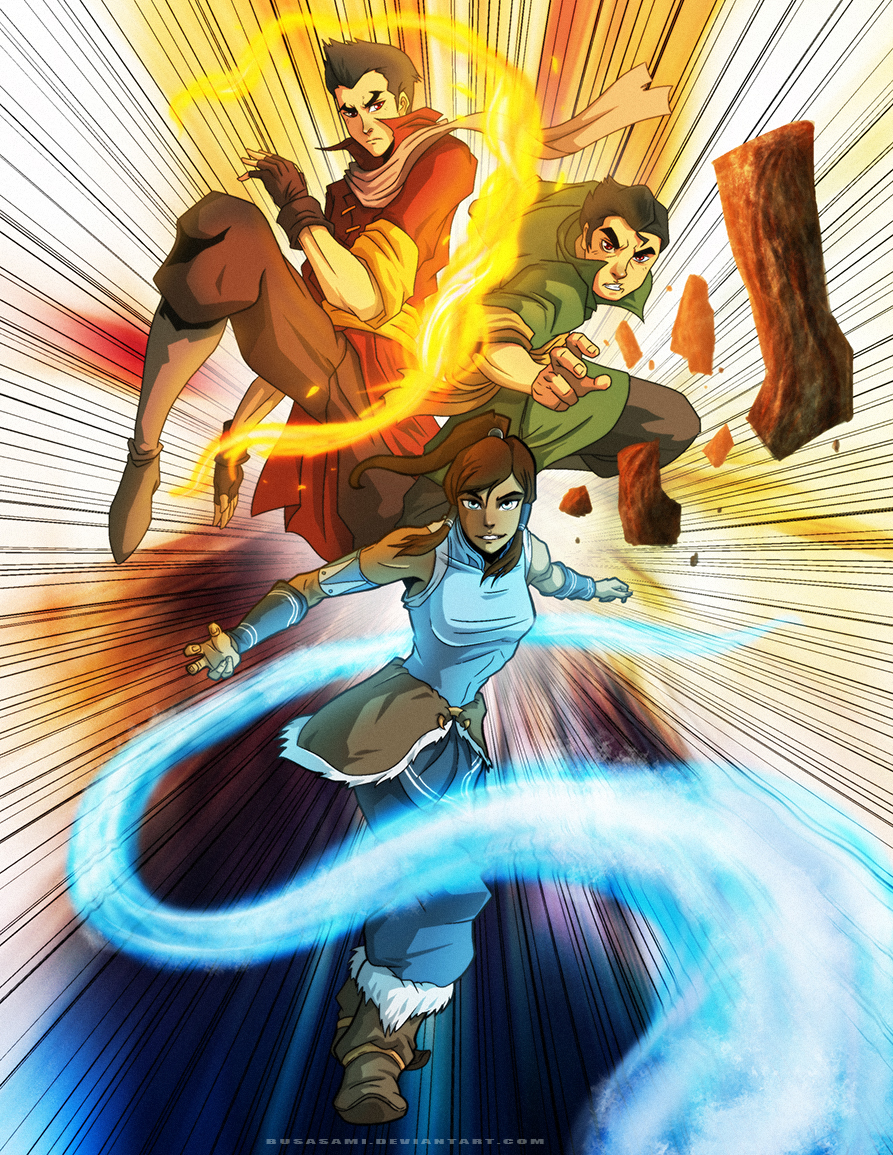 смотреть аниме аватар короля