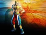 Tekken: Steve Fox