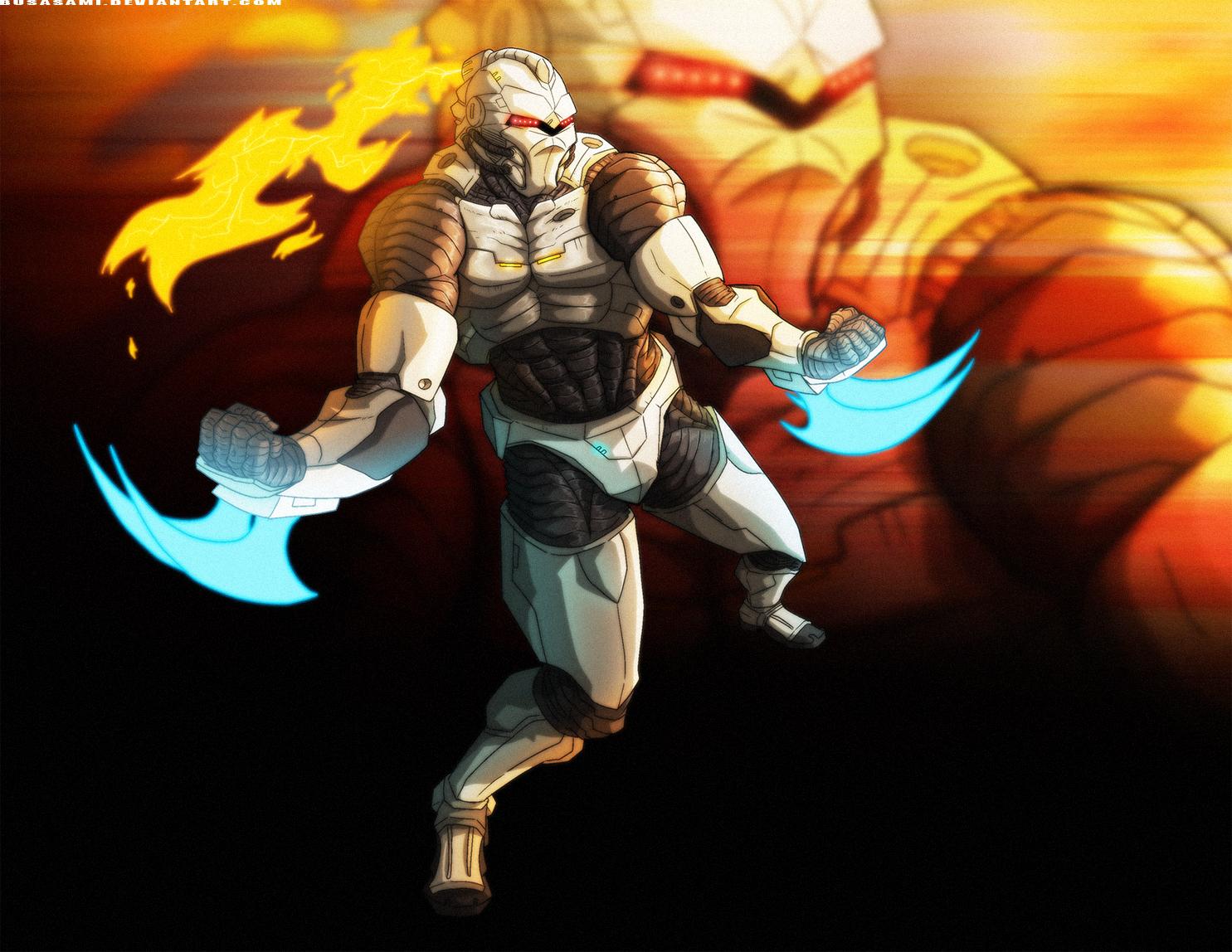 Killer Instinct: Fulgore by PioPauloSantana
