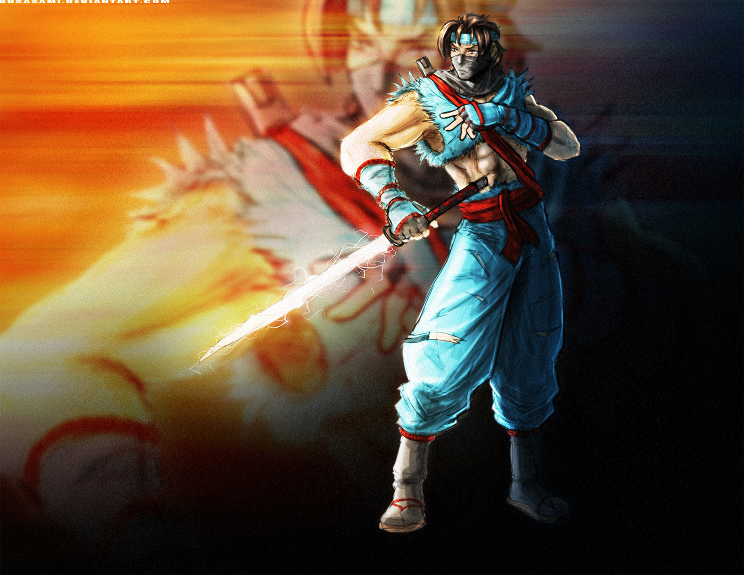 Killer Instinct: Jago by PioPauloSantana