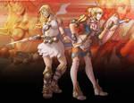 Soulcalibur: Team Alexandra