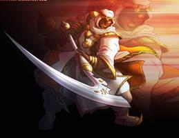 Soulcalibur: Zasalamel by PioPauloSantana