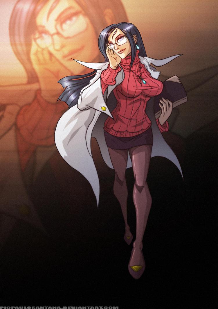 Project Justice - Kyoko Minazuki by PioPauloSantana