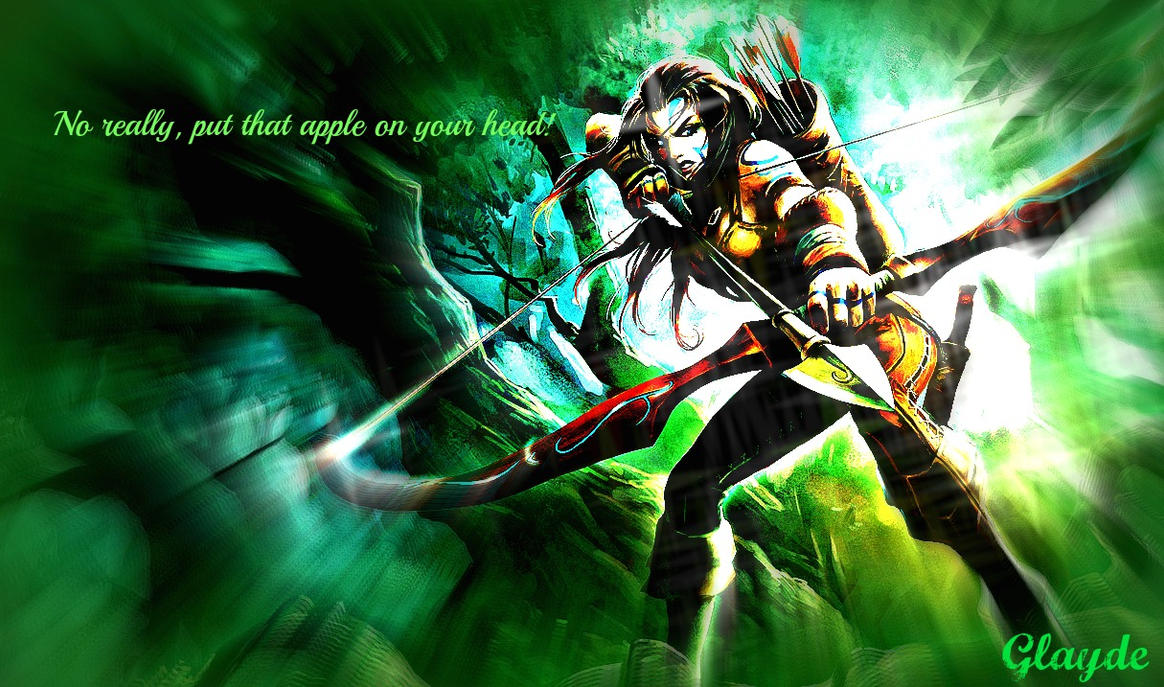 Woad Ashe Edit by BxDG...