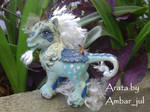 My little custom pony Arata