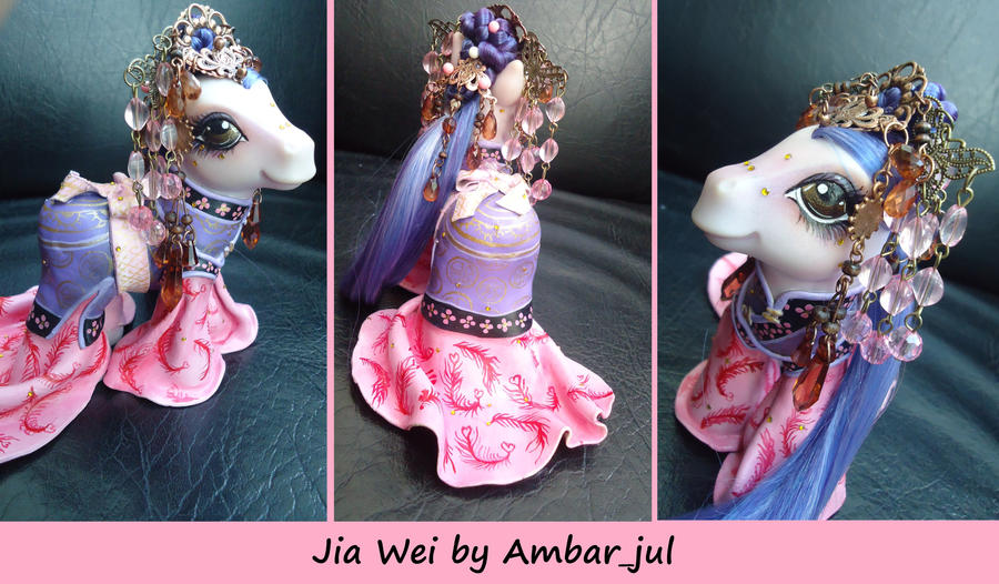 Chinese princess Jia Wei by Ambar_jul by AmbarJulieta