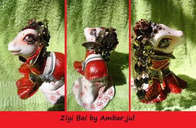 Chinese Princess Ziyi Bai by Ambar_jul by AmbarJulieta