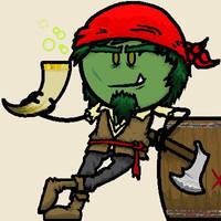 Half Orc Pirate request