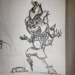 Junkrat - OotS Doodle