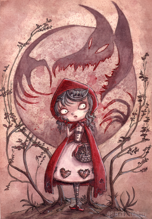 SurLaLune Fairy Tales: The Annotated Little Red Riding Hood