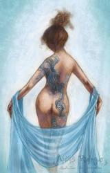 Water Tattoo by maina