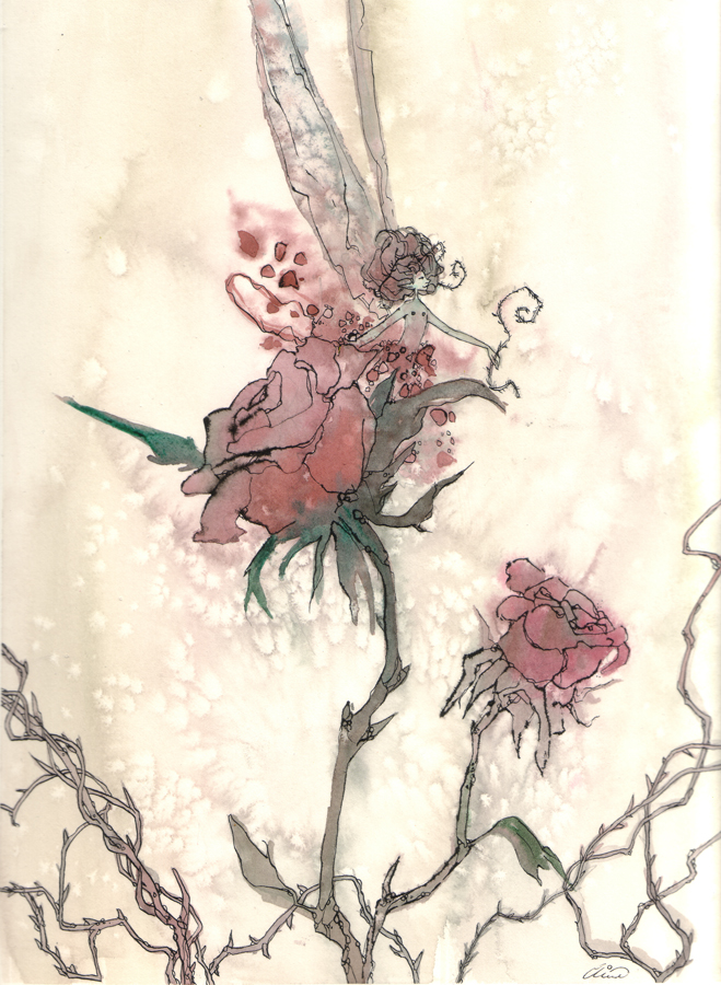Faery Stories: The Rose