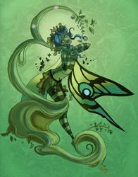 Faery Elementals: EradiaEarth by maina