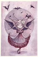 Little Batty Princess by maina