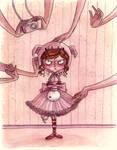 The Angry Ballerina