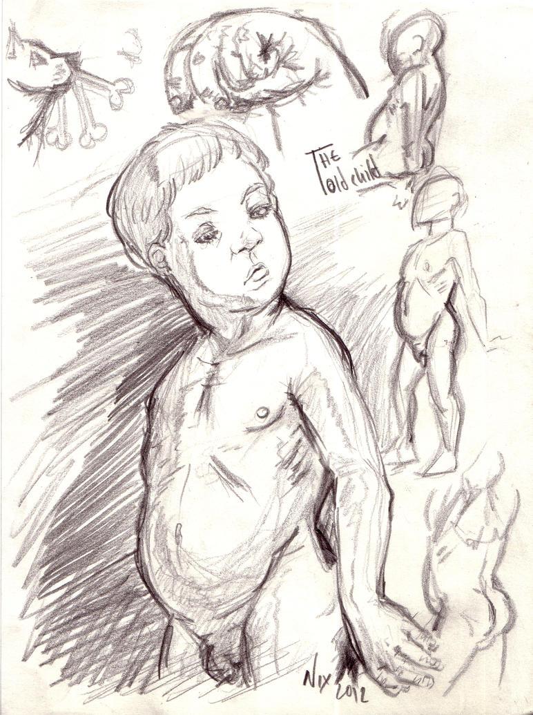 Old Kid by NixTiredBrain