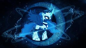 [Wallpaper] Moon Guardian by skrayp