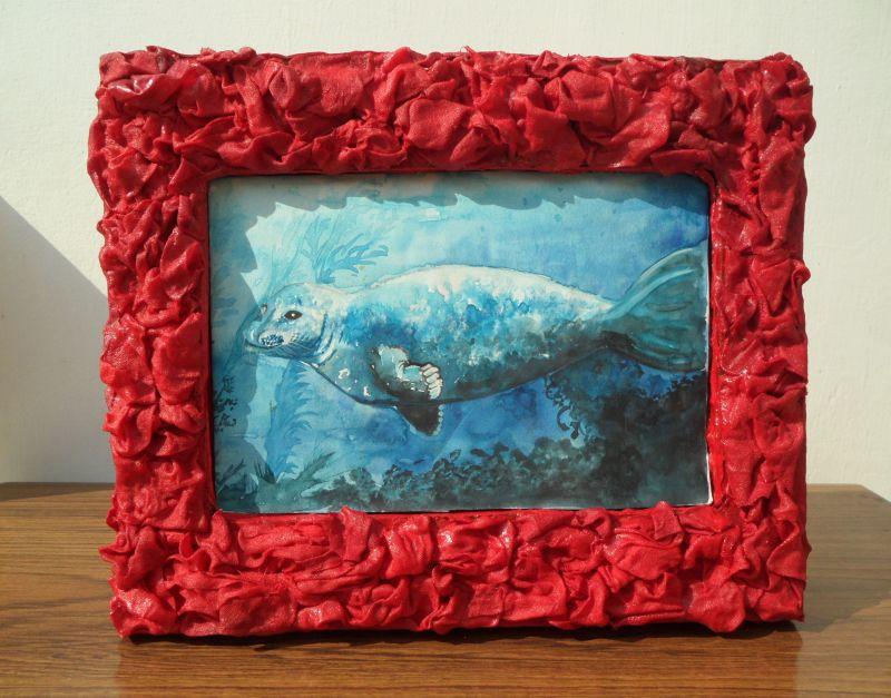 Handmade Picture Frame by aakritiarts on DeviantArt