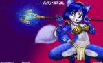 Krystal - Owner of my heart - Staff Light