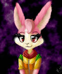 Lucy Hare (collab) by V-TAL
