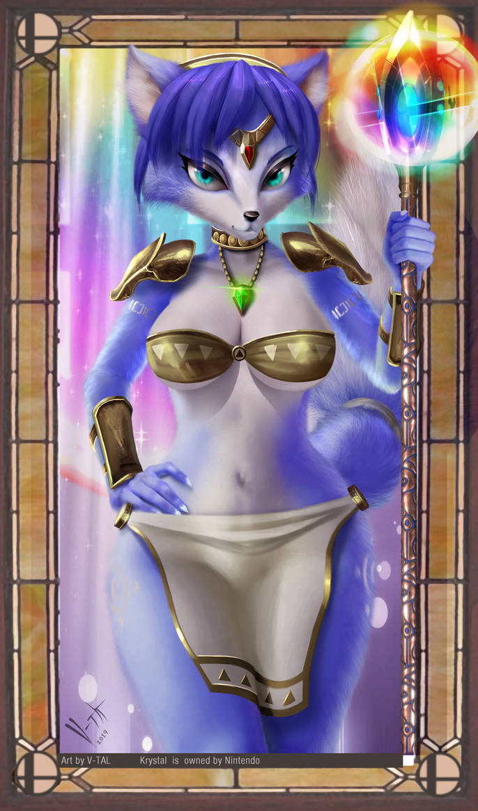 Krystal, Vixen of My Heart