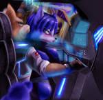 Krystal  Fox  -Collab- (Naughty Version)